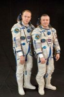 International Space Station Expedition 15 Official Crew Photograph #6